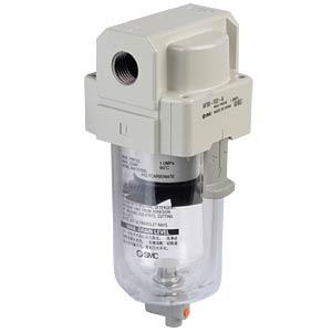 Modular air filter 5 µm, G1/4, 2000 l/min SMC PNEUMATIK