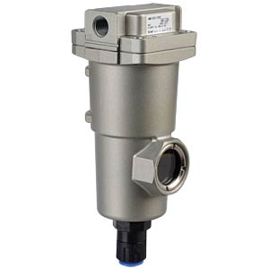 Wasserabscheider, G1/4, 300 l/min SMC PNEUMATIK