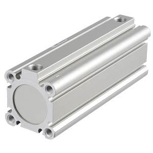 Compact cylinder, M8, Ø 32mm, 100mm SMC PNEUMATIK