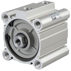 Kompaktzylinder, M10, Ø 63 mm, 25 mm SMC PNEUMATIK