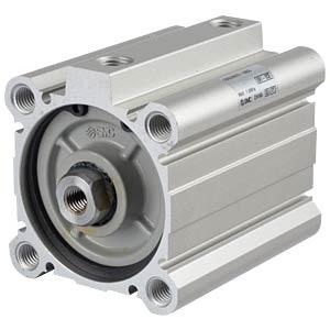 Kompaktzylinder, M10, Ø 63 mm, 50 mm SMC PNEUMATIK