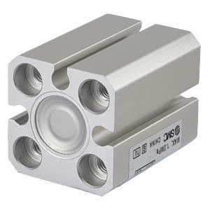 Kompaktzylinder, M3, Ø 12 mm, 10 mm SMC PNEUMATIK