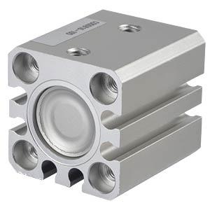 Kompaktzylinder, M4, Ø 16 mm, 10 mm SMC PNEUMATIK