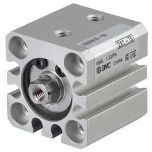 Compact cylinder, M4, Ø 16mm, 5mm SMC PNEUMATIK