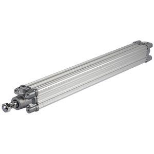 ISO cylinder, profile design, M16, Ø 50mm, 500mm SMC PNEUMATIK