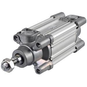 ISO cylinder, profile design, M16, Ø 63mm, 50mm SMC PNEUMATIK