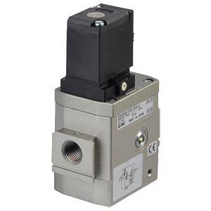 Soft-Startventil 24 VDC, 350 l/min, G1/4 SMC PNEUMATIK