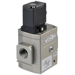 Soft-Startventil 24 VDC, 630 l/min SMC PNEUMATIK