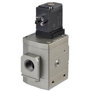 Soft start valve 24VDC, 630l/min SMC PNEUMATIK