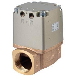 Pneumatically operated 2/2 valve NC, G1 1/2 (DN40) SMC PNEUMATIK