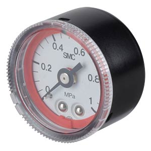 Manometer 0.0 - 1.0 MPa, ±3%, display Ø 42.5 mm SMC PNEUMATIK
