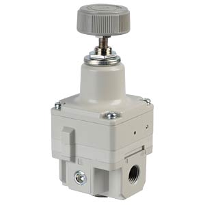 Precision pressure regulator G1/4, 0.005 - 0.8 Mpa SMC PNEUMATIK