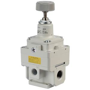 Precision pressure regulator, 0.01 - 0.8 Mpa SMC PNEUMATIK