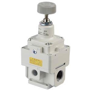 Precision pressure regulator G1/2, 0.01 - 0.8 Mpa SMC PNEUMATIK