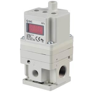 Druckregelventil, Analog ein 0/4...20 mA, aus 1…5 V SMC PNEUMATIK