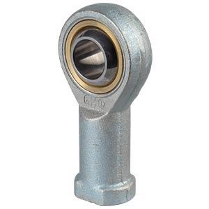Zubehör für CP96.. - Ø 50/63 mm, Gelenkkopf DIN 648 SMC PNEUMATIK