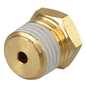 Screw connection, straight, R1/4 <> Ø 4 mm SMC PNEUMATIK