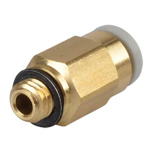 Screw connection, straight, M5 <> Ø 4 mm SMC PNEUMATIK