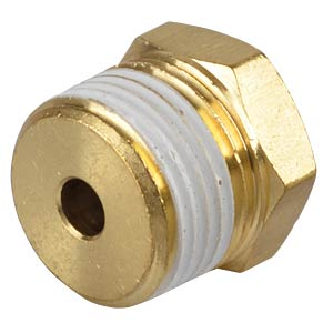 Screw connection, straight, R3/8 <> &#216; 6 mm SMC PNEUMATIK