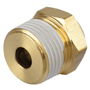 Screw connection, straight, R3/8 <> &#216; 8 mm SMC PNEUMATIK
