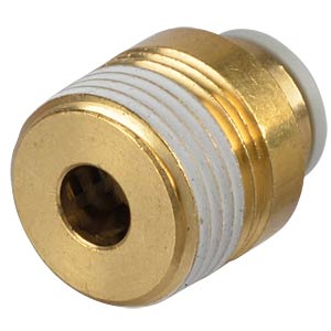 Screw connection, straight, with internal hexagon R3/8 <> Ø 8 mm SMC PNEUMATIK