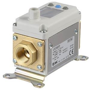 Durchflusssensor, Messbereich: 0,5 ... 20 l/min SMC PNEUMATIK