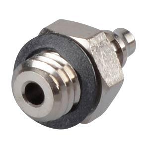 Miniatur-Verschraubung gerade, M5 <> 4,0 mm SMC PNEUMATIK