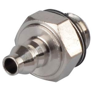 Miniature screw fitting, straight, M5 <> 4.0 mm SMC PNEUMATIK