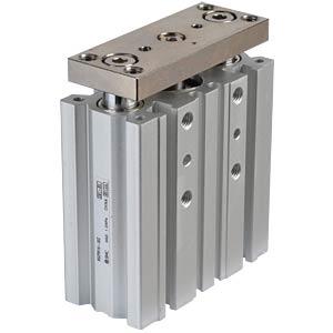 Kompaktzylinder, 4xM5, Ø 16 mm, 30 mm SMC PNEUMATIK