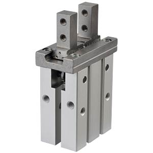 Parallel-Greifer, 2-Finger, Hub 14 mm, 102,7x33,6x63 mm SMC PNEUMATIK