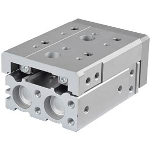 Kompaktschlitten, Hub 50 mm, 87x62x40 mm SMC PNEUMATIK