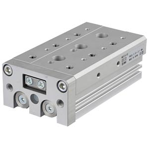 Kompaktschlitten, Hub 50 mm, 112x62x40 mm SMC PNEUMATIK