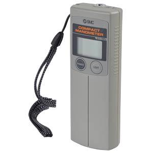 Compact manometer -0.1 - 1.0 Mpa, ±2.0% SMC PNEUMATIK