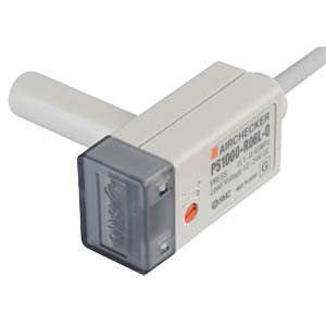 Electronic pressure switch, -0.1 - 0.45 Mpa SMC PNEUMATIK