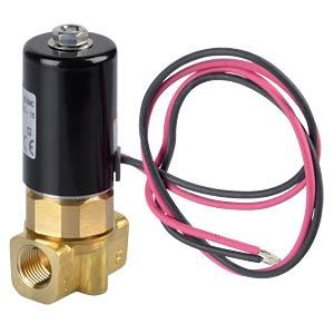 Magnetventil Rohr, NC, 2/2-Wege, 24 VDC, 100 l/min SMC PNEUMATIK