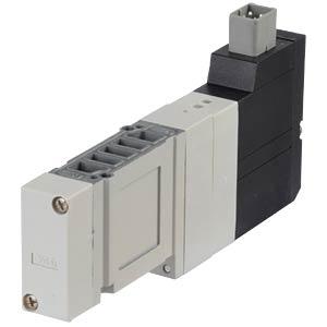 Elektromagnetventil 5/2, 24 VDC D-Sub-25, bi SMC PNEUMATIK