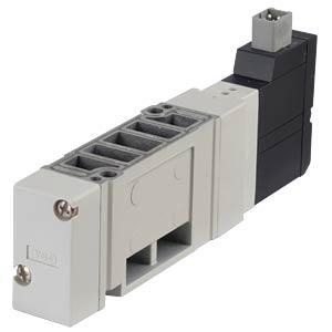 Solenoid valve 5/2, 24 VDC D-Sub-25, mono SMC PNEUMATIK