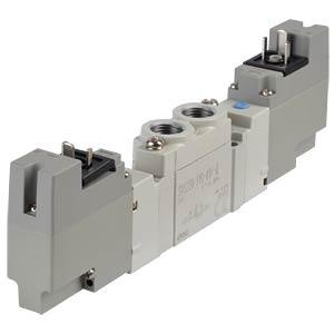 Solenoid valve 5/2, 24 VDC 450 l/min, bi SMC PNEUMATIK