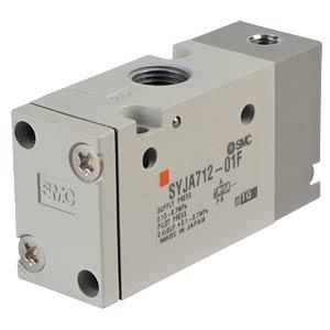 Pneumatically operated 3/2 valve G1/8, bi SMC PNEUMATIK