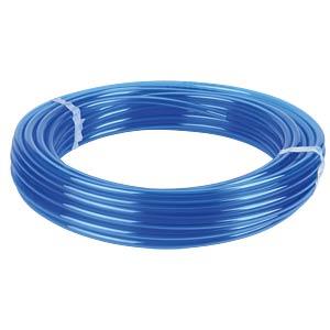 PU tube 10 mm, 20 m roll, blue SMC PNEUMATIK