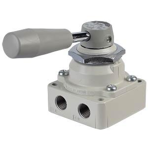 Manual valve 4/2 G1/4 SMC PNEUMATIK