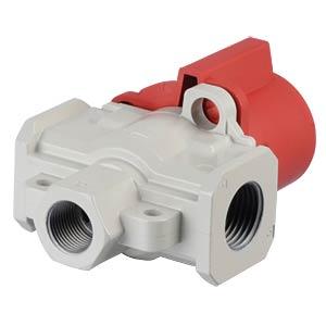 Hand shut-off valve G1/2 SMC PNEUMATIK