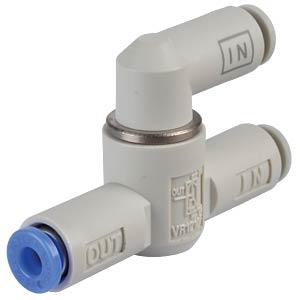 ODER-Ventil, Anschluss-Ø 4 mm SMC PNEUMATIK
