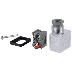 Geräte-Steckdose für EVA2/3/4000 SMC PNEUMATIK