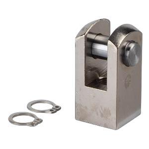 Accessories for CDG1BN — Ø 25mm, fork joint SMC PNEUMATIK