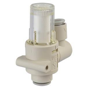 Saugluft-Filter, Anschluss-Ø 10 mm SMC PNEUMATIK