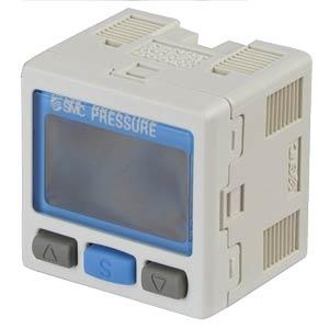 Druckschalter, Vakuumdruck -100 ... 100 kPa, 1x PNP SMC PNEUMATIK