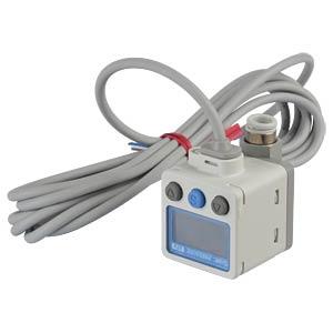 Druckschalter, Vakuumdruck -100 ... 100 kPa, 2x PNP(NPN) SMC PNEUMATIK