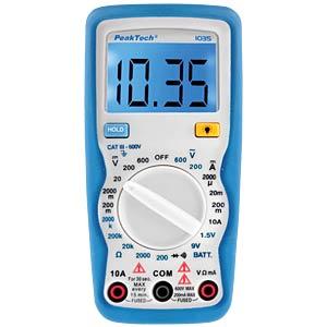Peaktech 1035 - Digital Multimeter PEAKTECH P 1035