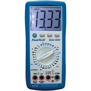 Digital multimeter PEAKTECH PEAKTECH 3335